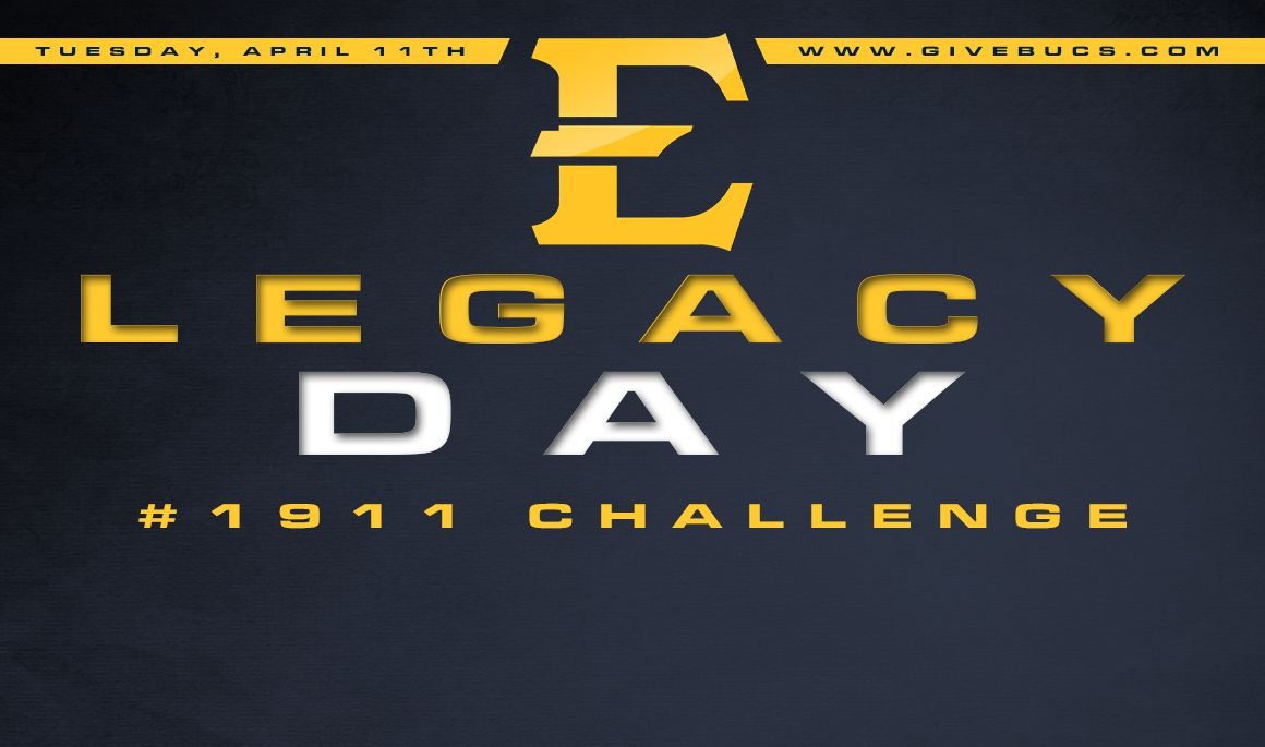 """ETSU Athletics announces """"Legacy Day"""" planned for April 11th"""