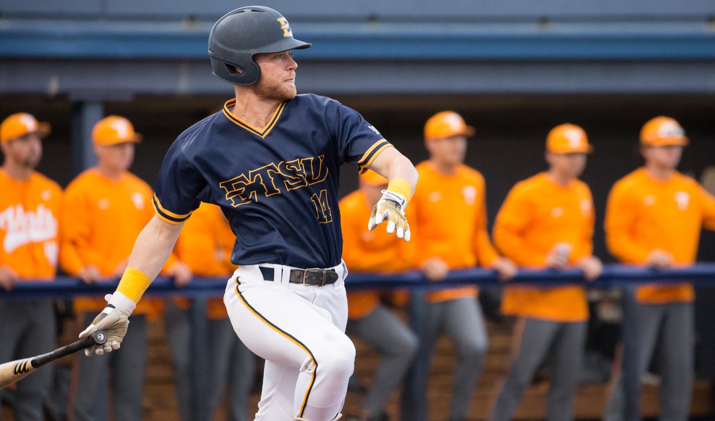Vols hinder ETSU's series sweep bid with 6-2 win