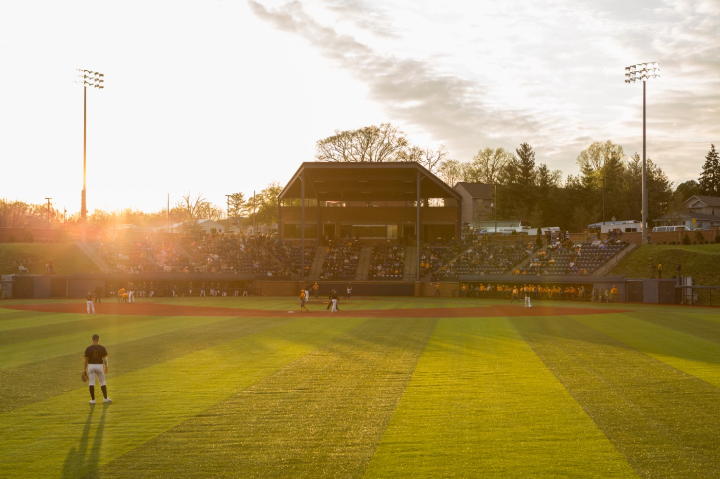 Baseball hosts The Citadel in SoCon showdown