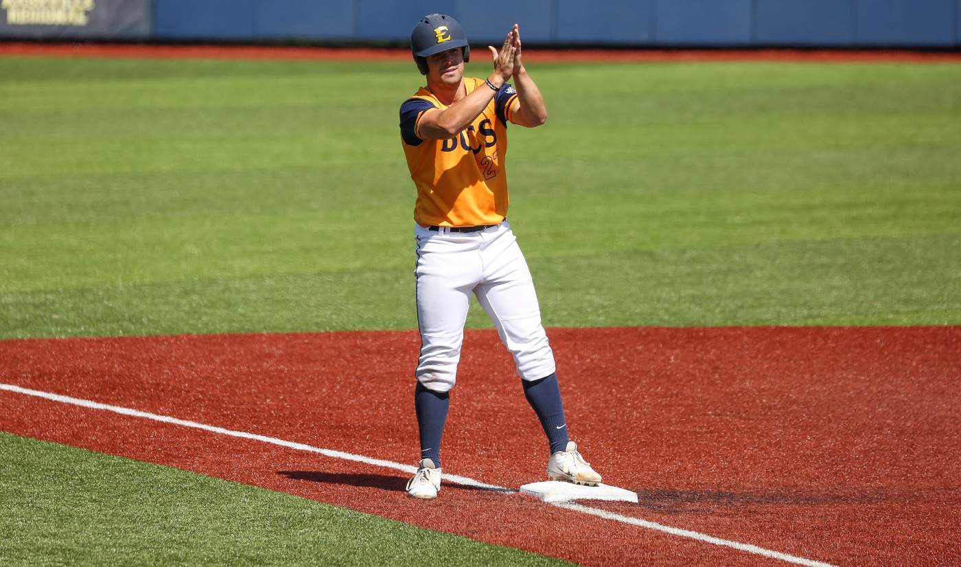 ETSU offense erupts in 11-5 win vs. The Citadel