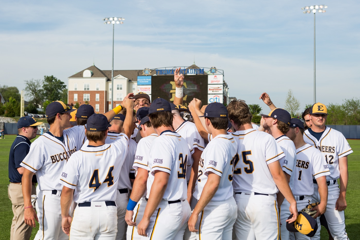 ETSU baseball begins senior weekend vs. Furman