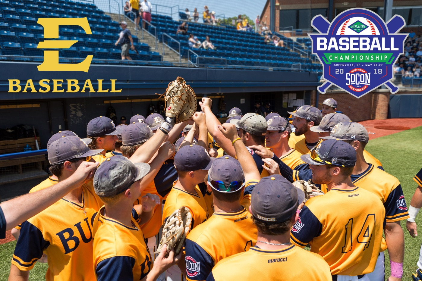 ETSU baseball begins SoCon title quest Wednesday