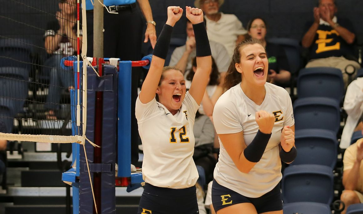 Bucs cruise past UNCG to pick up ninth sweep of the season