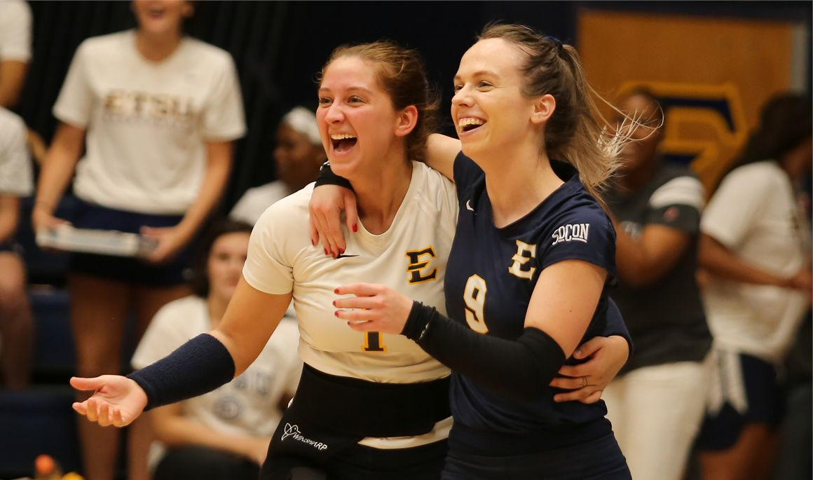 ETSU hits the road for two SoCon matches