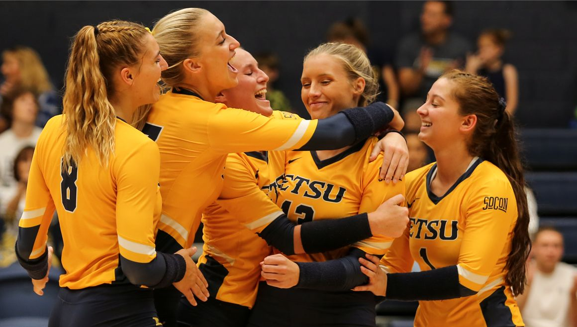 Volleyball travels to Chattanooga and Samford for two road matches