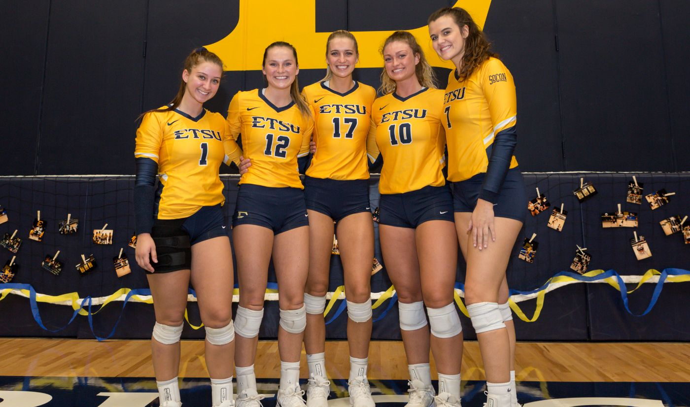 Bucs cap off senior day with 3-0 win over Mercer