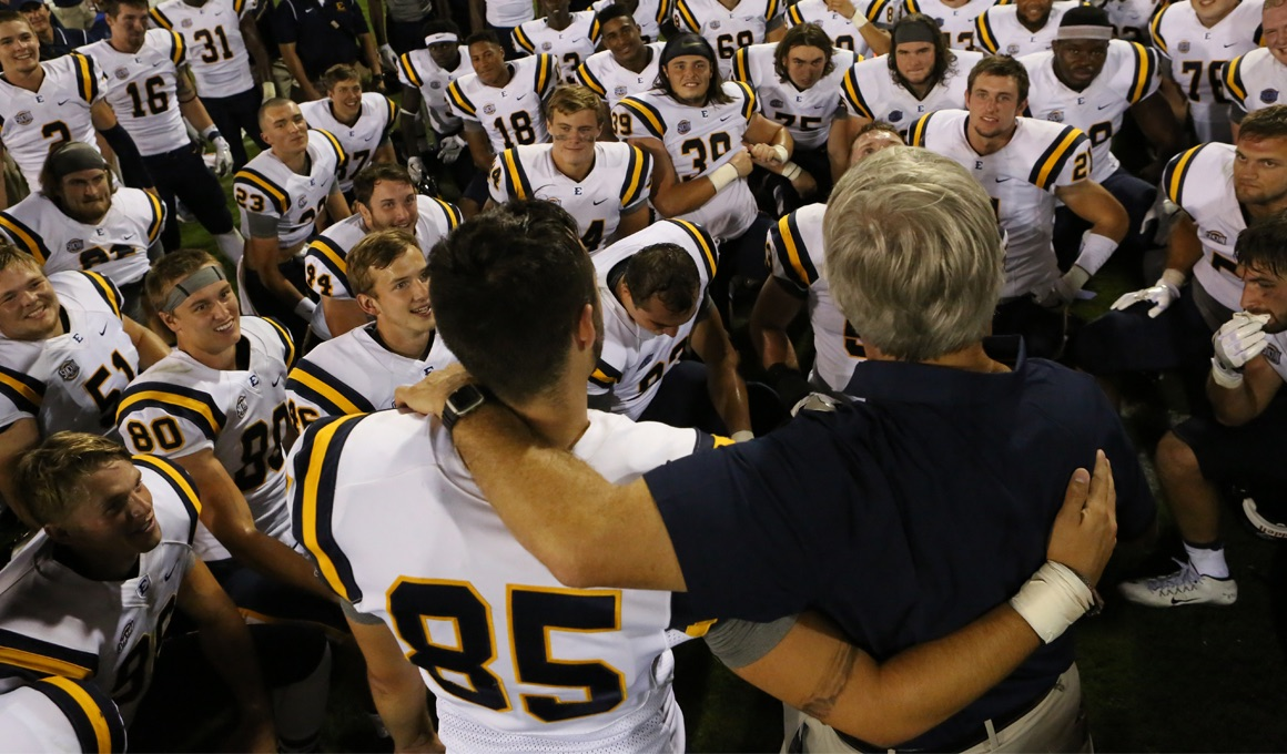 STORIFY: A Look Back at ETSU's win at Kennesaw State