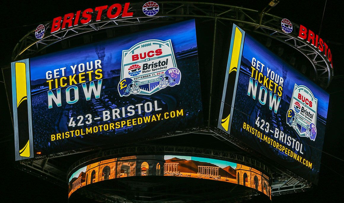 Five things to know for Food City Bucs at Bristol