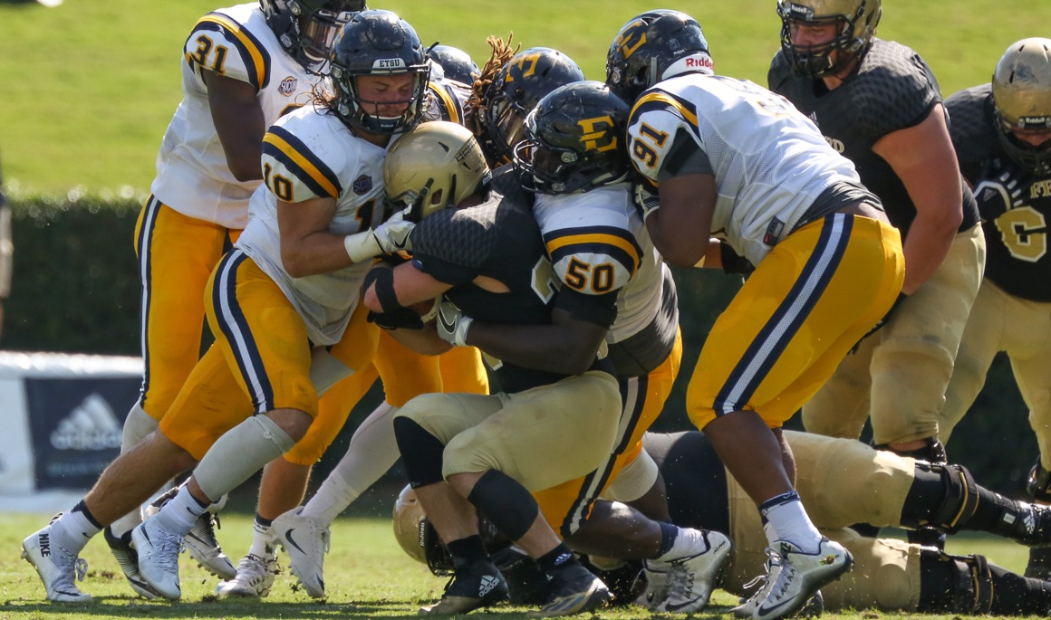 ETSU falls at Wofford, 31-0