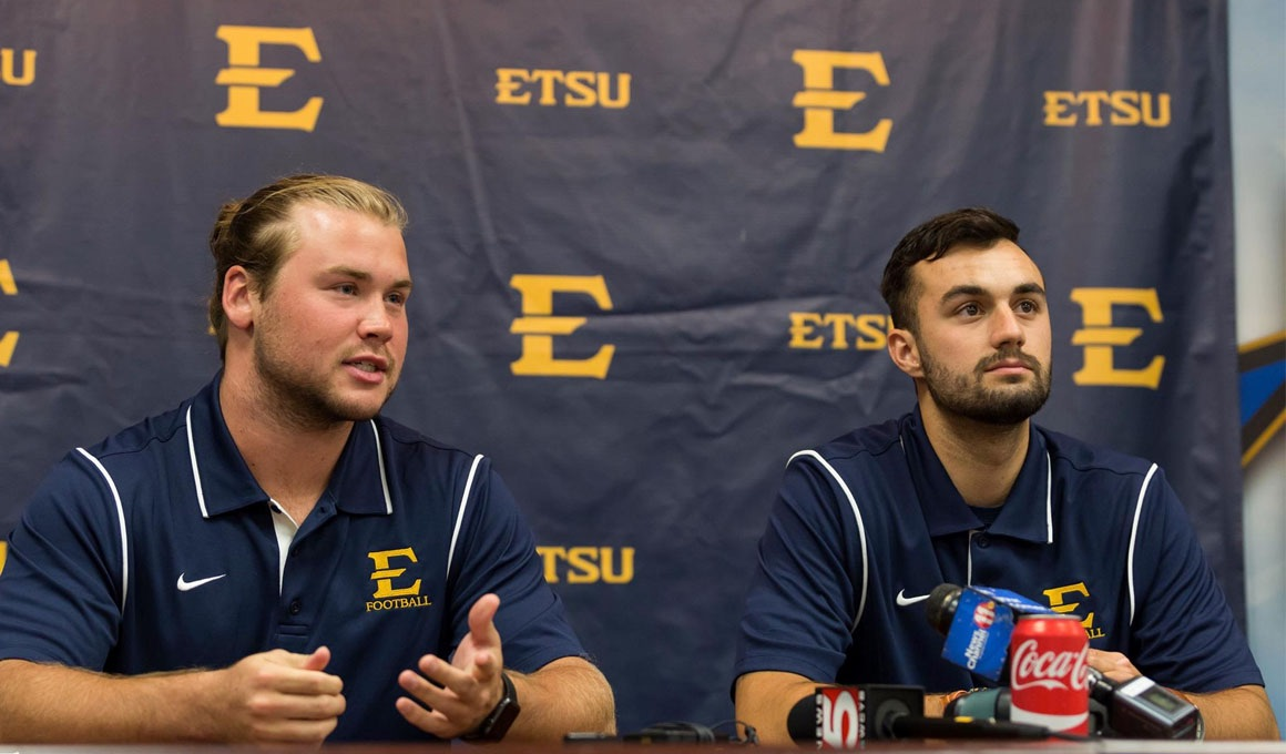 Football Weekly Press Conference – VMI