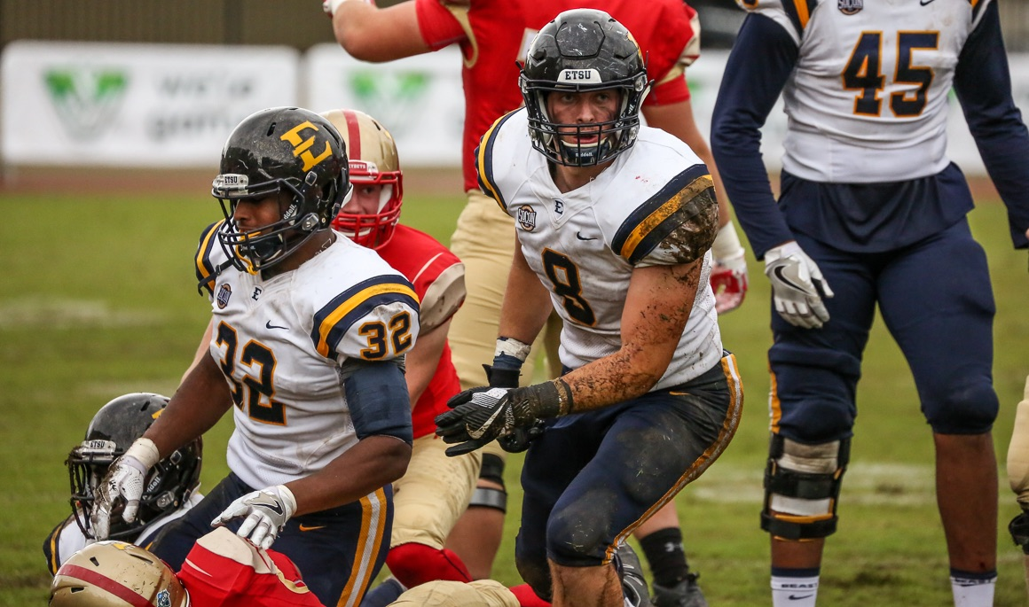 Offensive struggles, penalties sink Bucs at VMI, 37-7