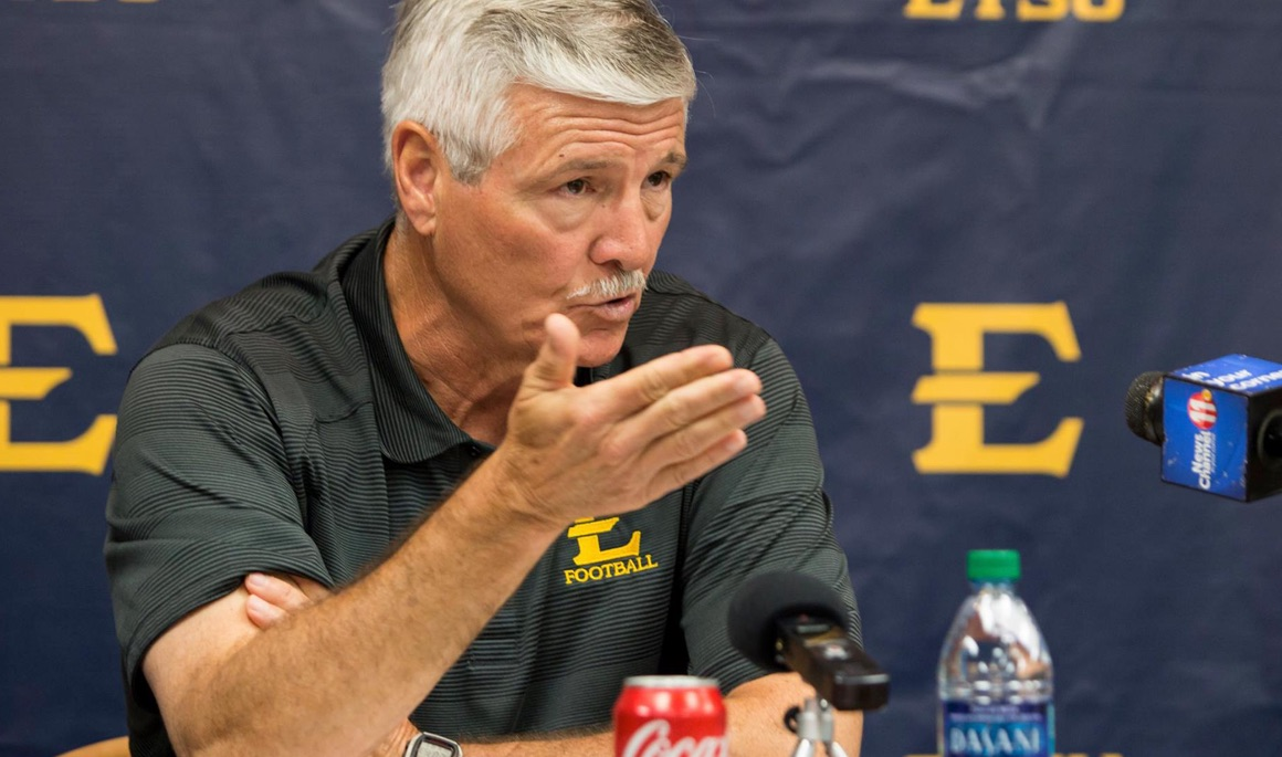 SoCon to hold Football Media Day on Tuesday