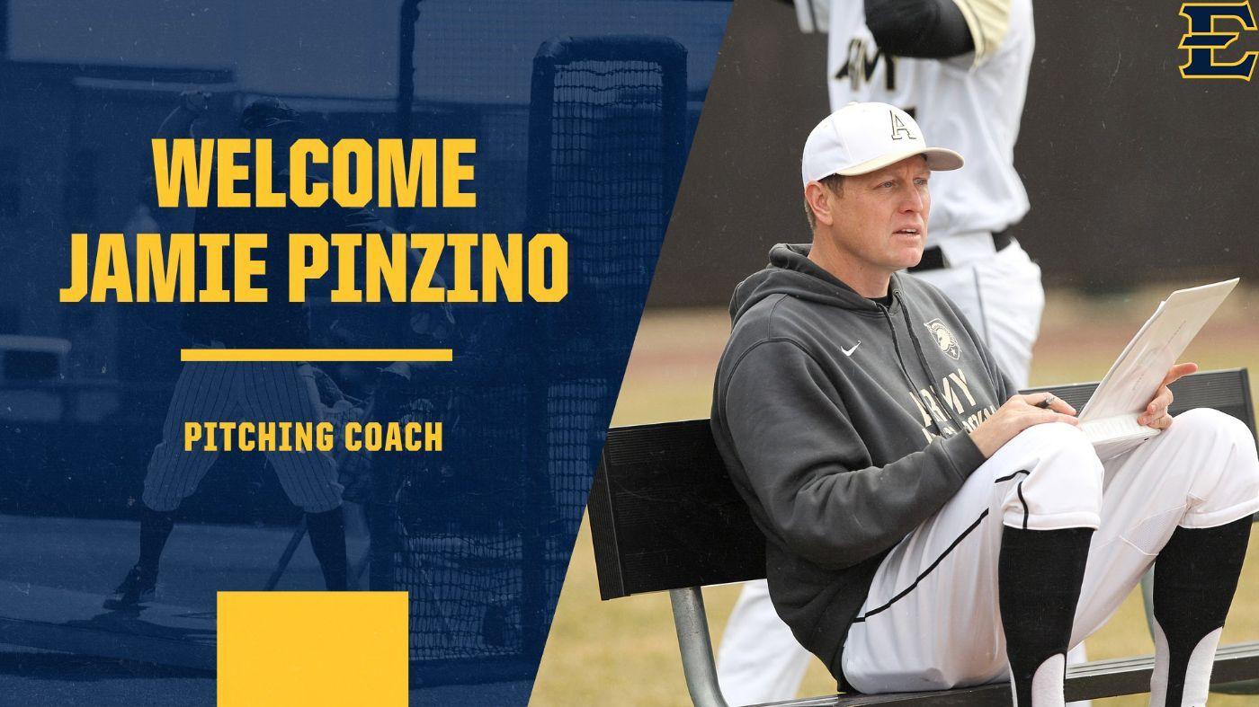 Pennucci Adds Jamie Pinzino as Pitching Coach