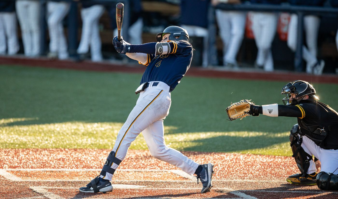 ETSU Records Walk-off Win in Game One; Splits Doubleheader with Norse