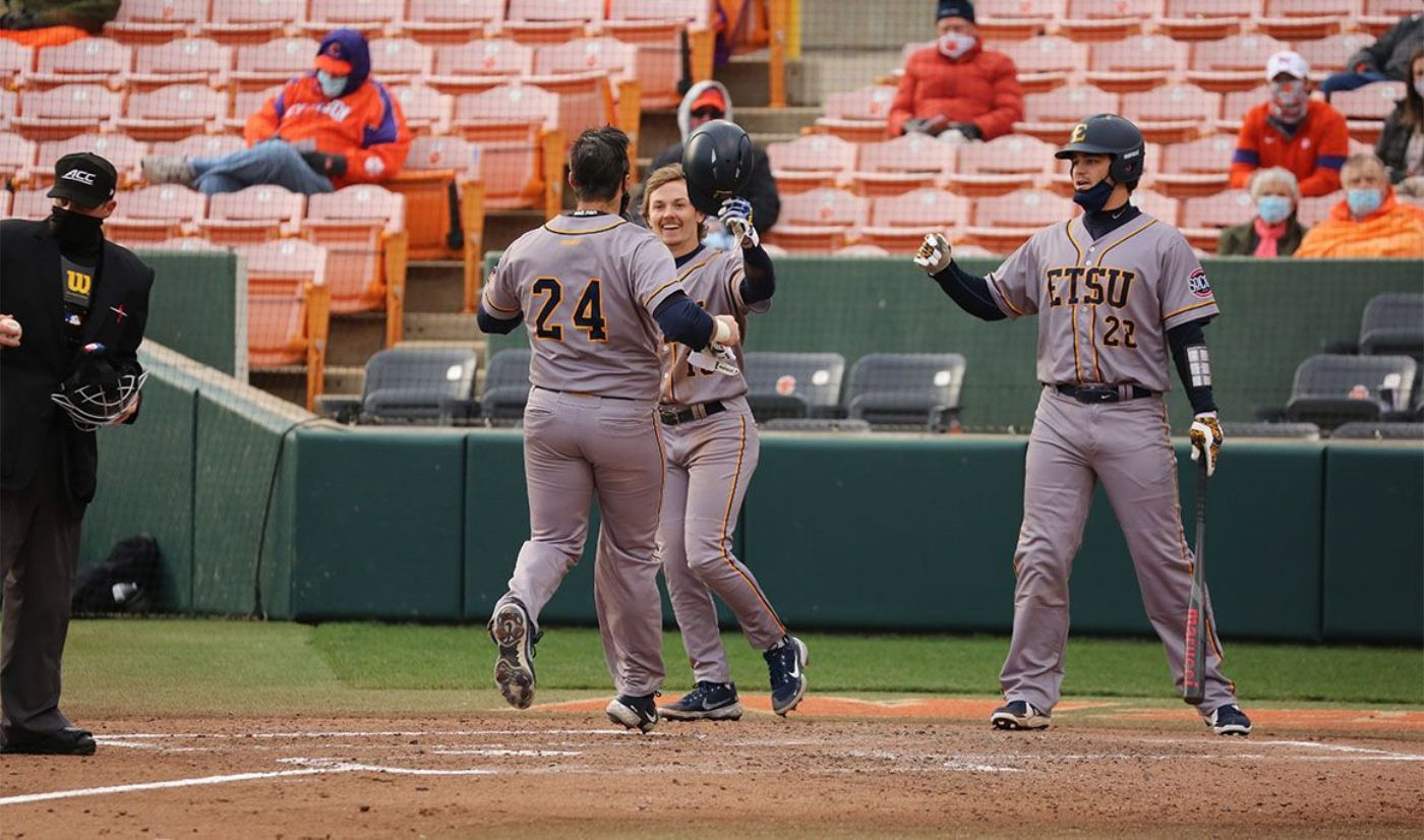 Bucs Host Colonels in Final Non-conference Home Weekend Series