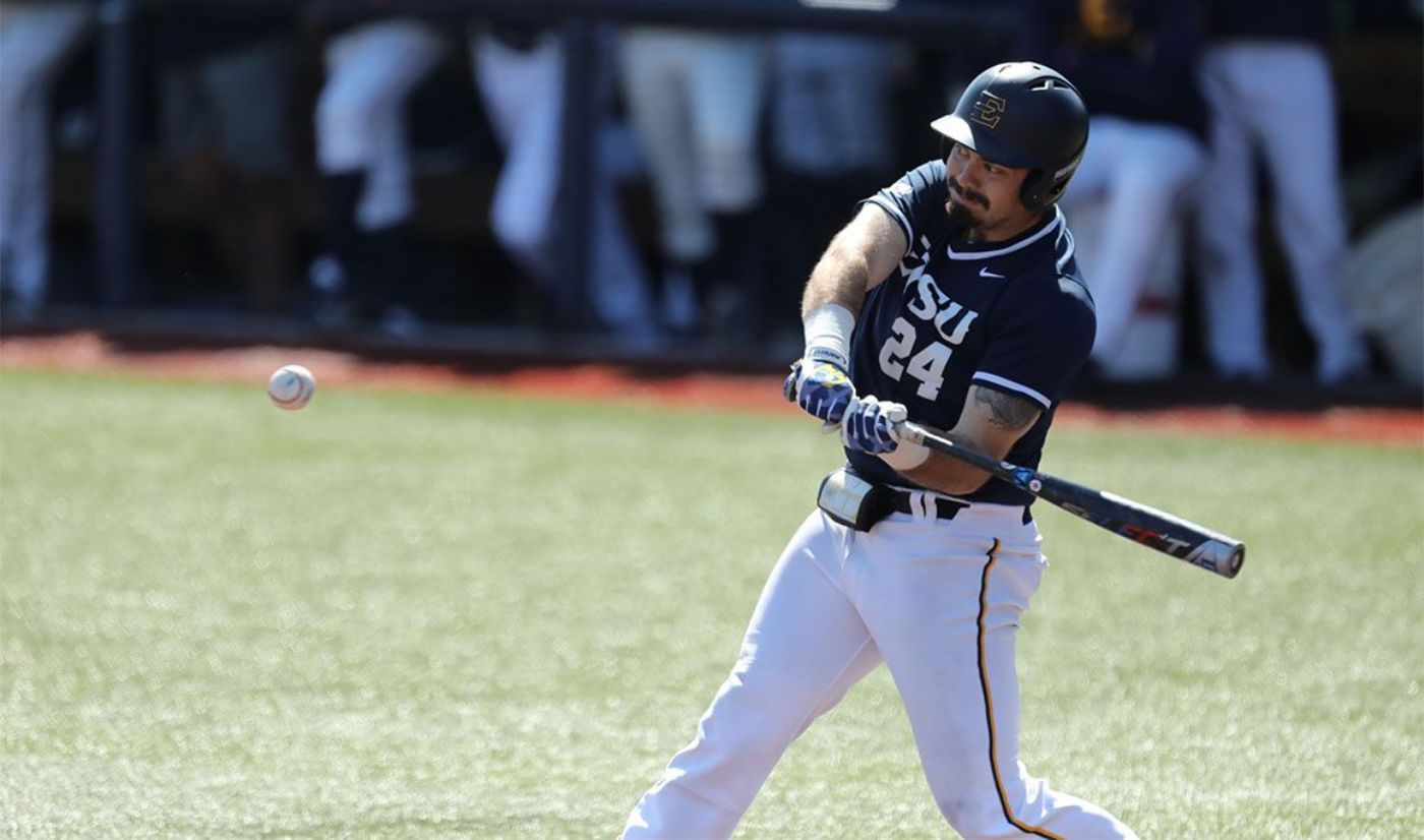 Bucs Fall to Spartans in Series Opener