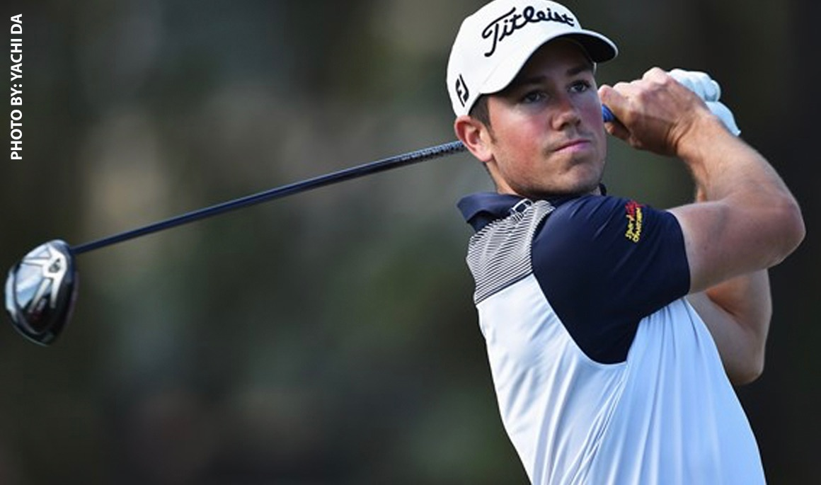 Former Buc Enoch to tee it up at Carnoustie in British Open