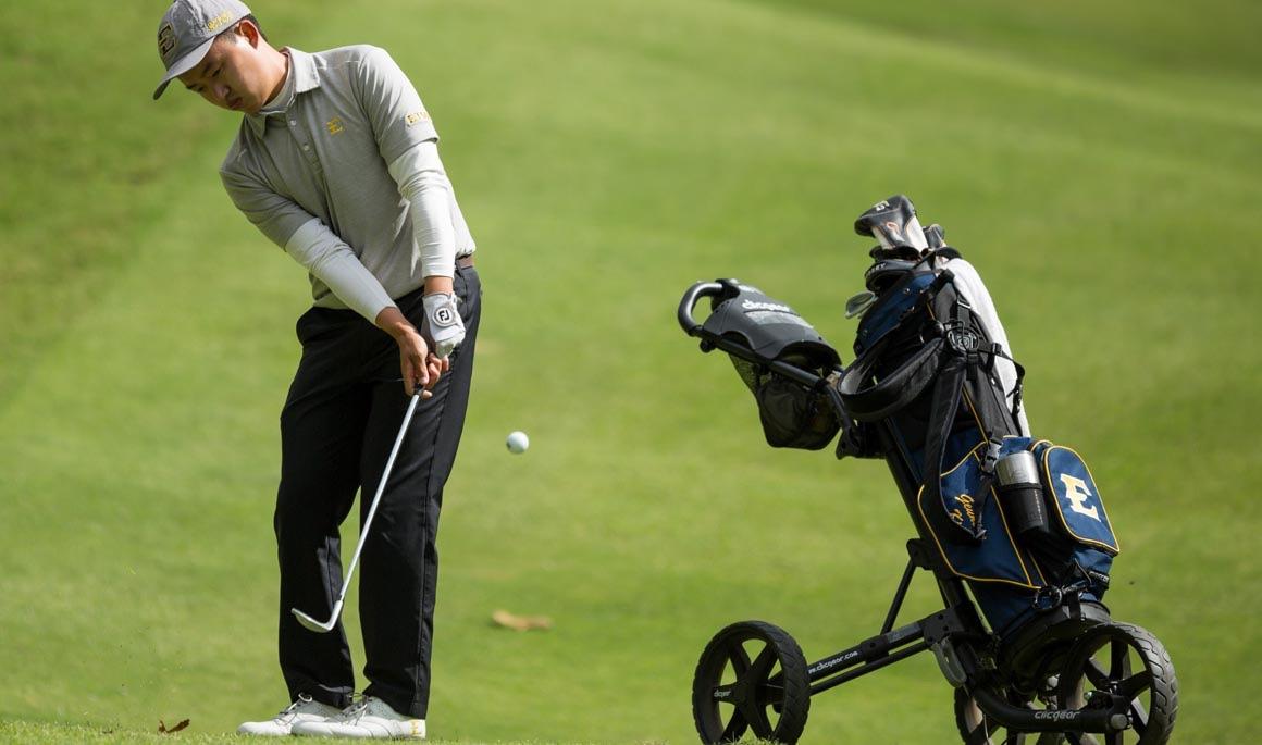 Kim leads Bucs at Golf Club of Georgia Collegiate