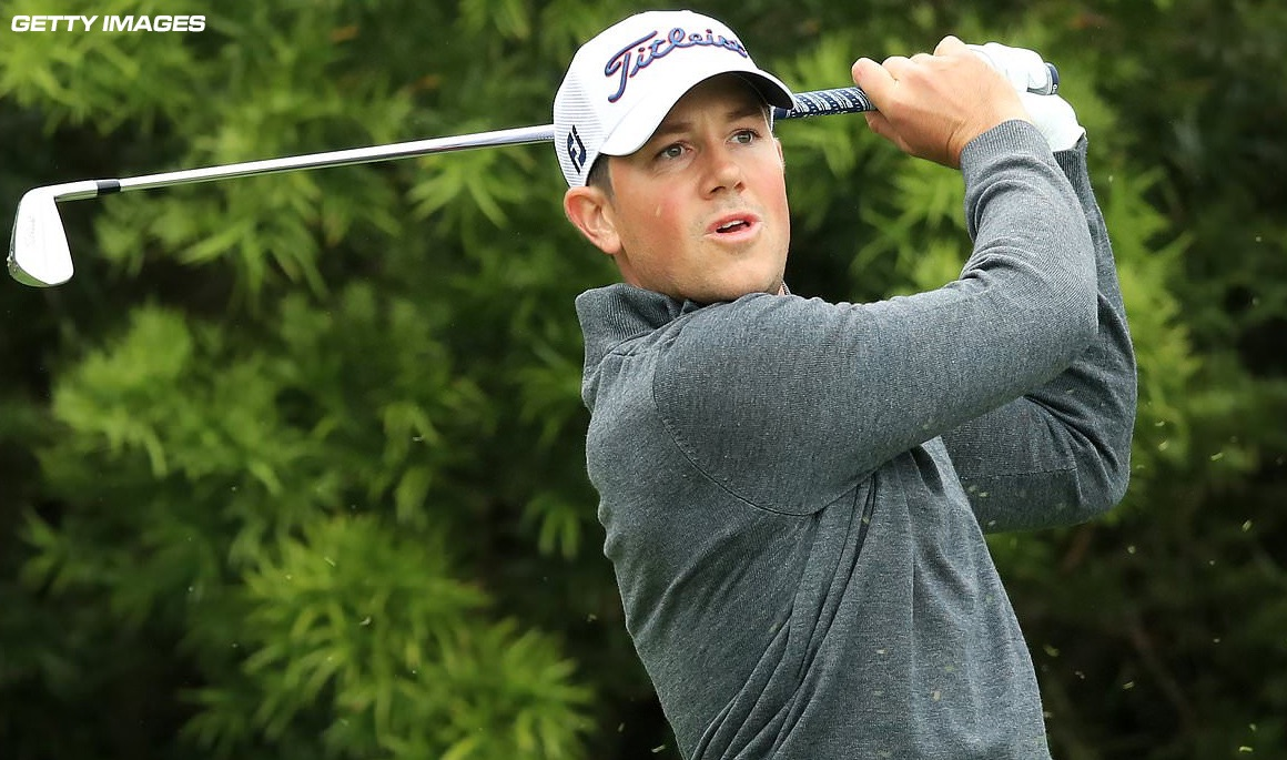 Enoch concludes play at U.S. Open