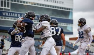 ETSU Concludes Fall Football with Scrimmage