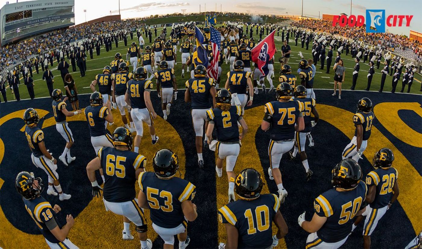 ETSU Ready for Much-Anticipated Kickoff