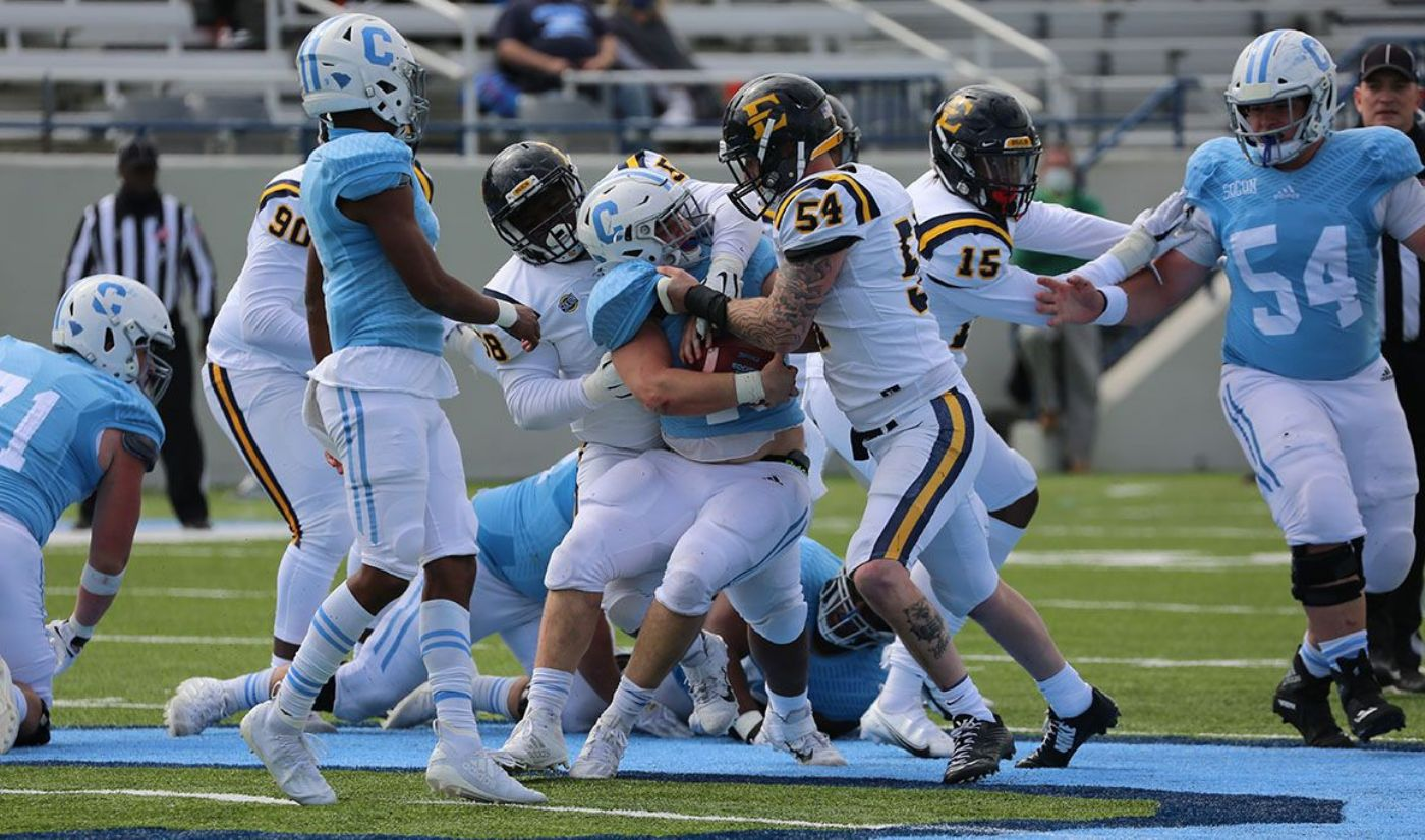 Bucs Capitalize on Bulldog Turnovers in Victory
