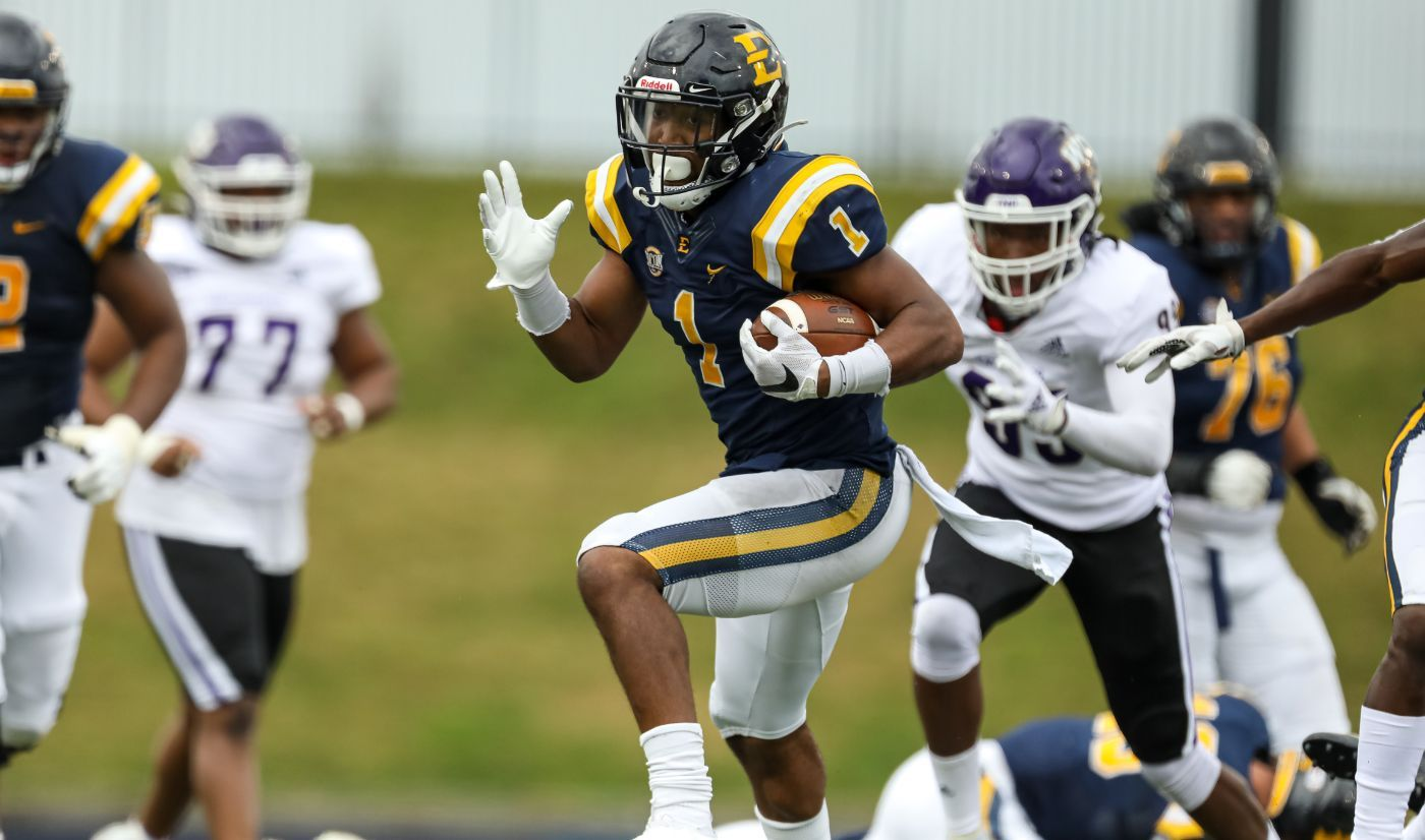 Bucs Battle Weather and Catamounts in Saturday Victory