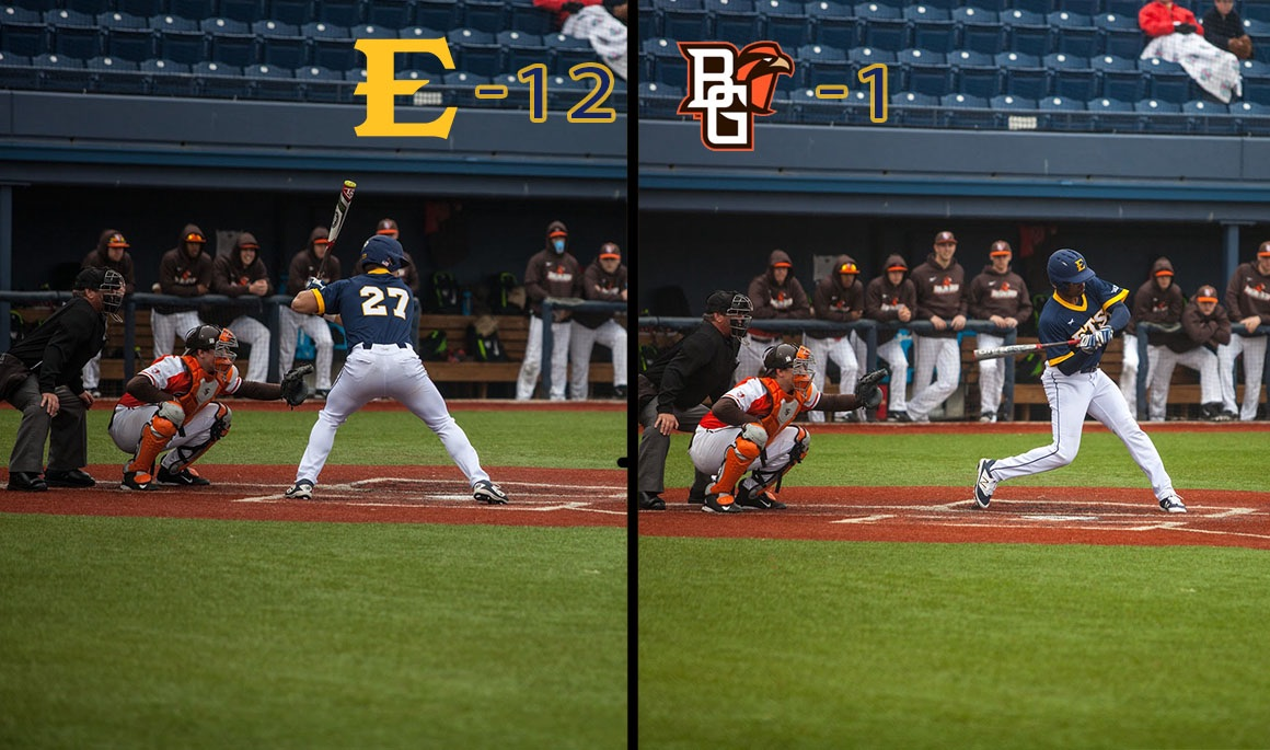 Bats spark in 12-1 win; Gonzalez tosses six scoreless frames