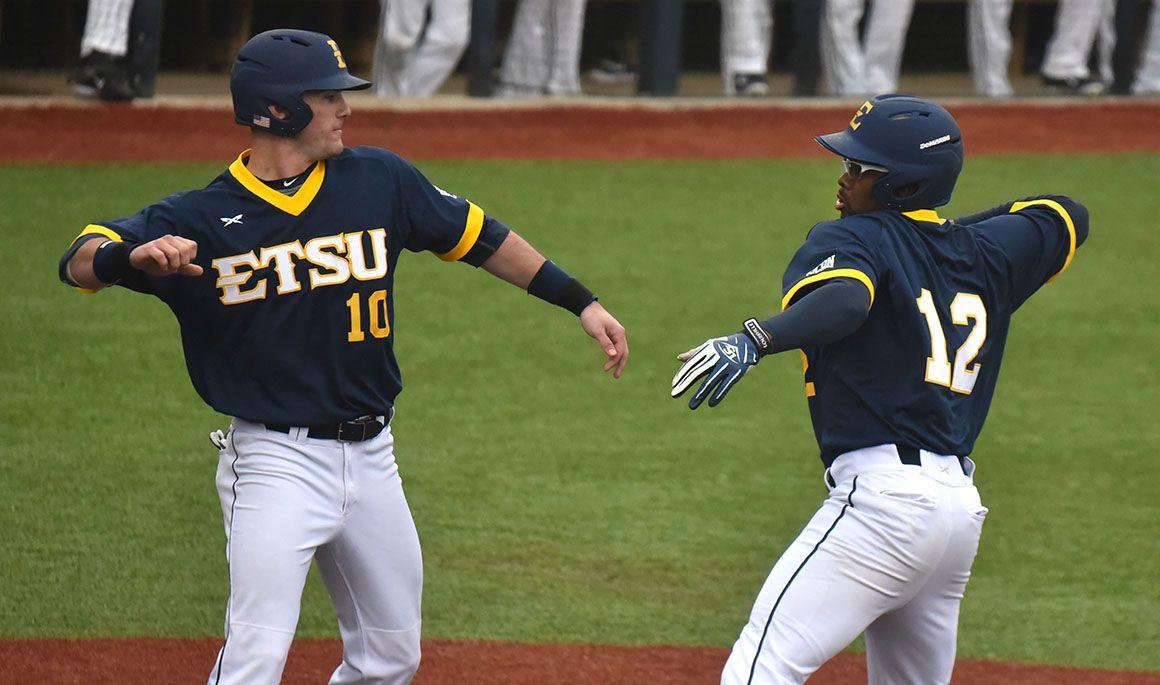 ETSU baseball begins homestand with Northern Kentucky