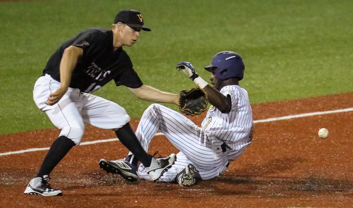 Balanced attack carries ETSU to 15-5 win over VMI