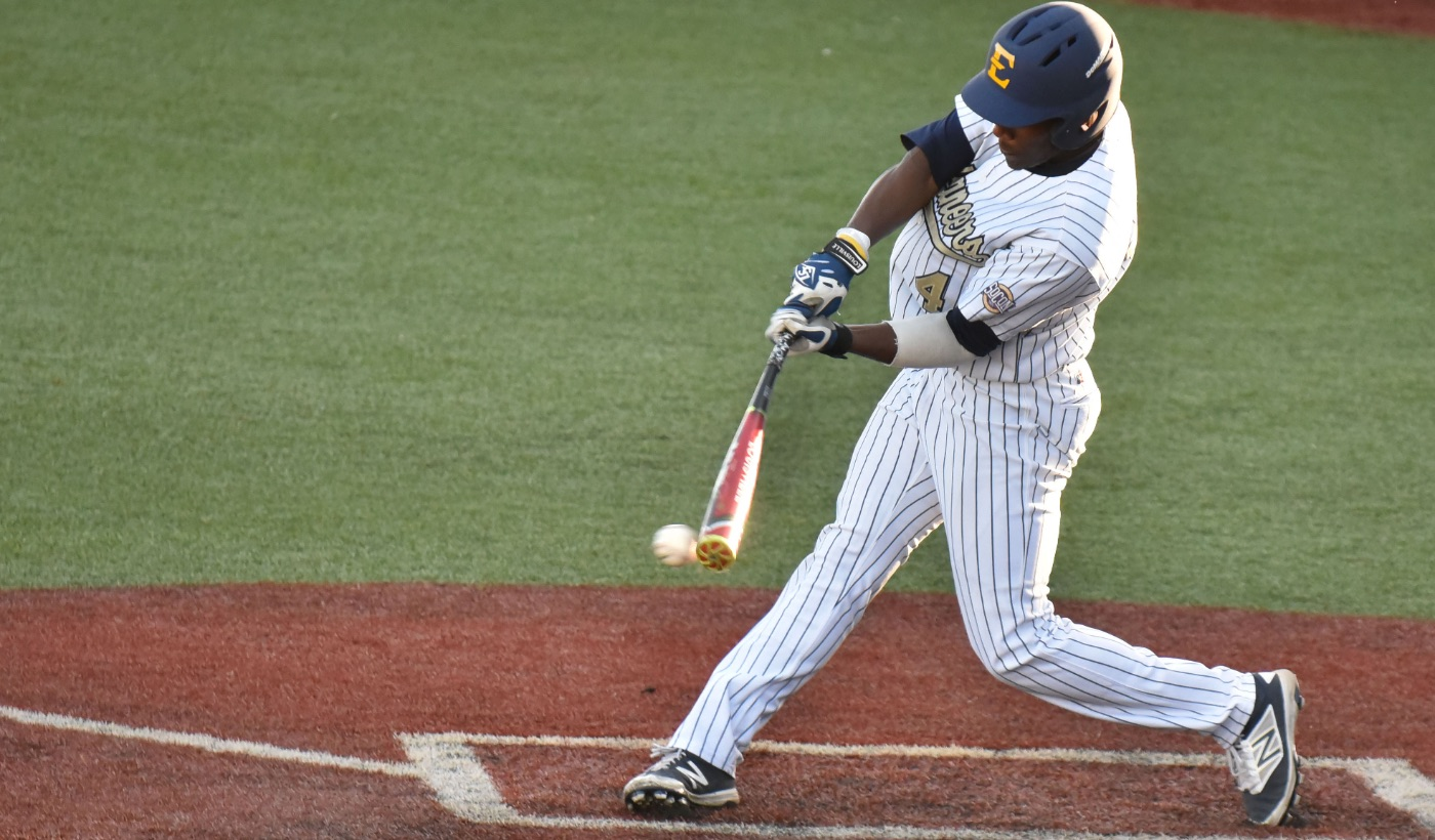 Mays, McCann lead Bucs to series-opening win at Samford