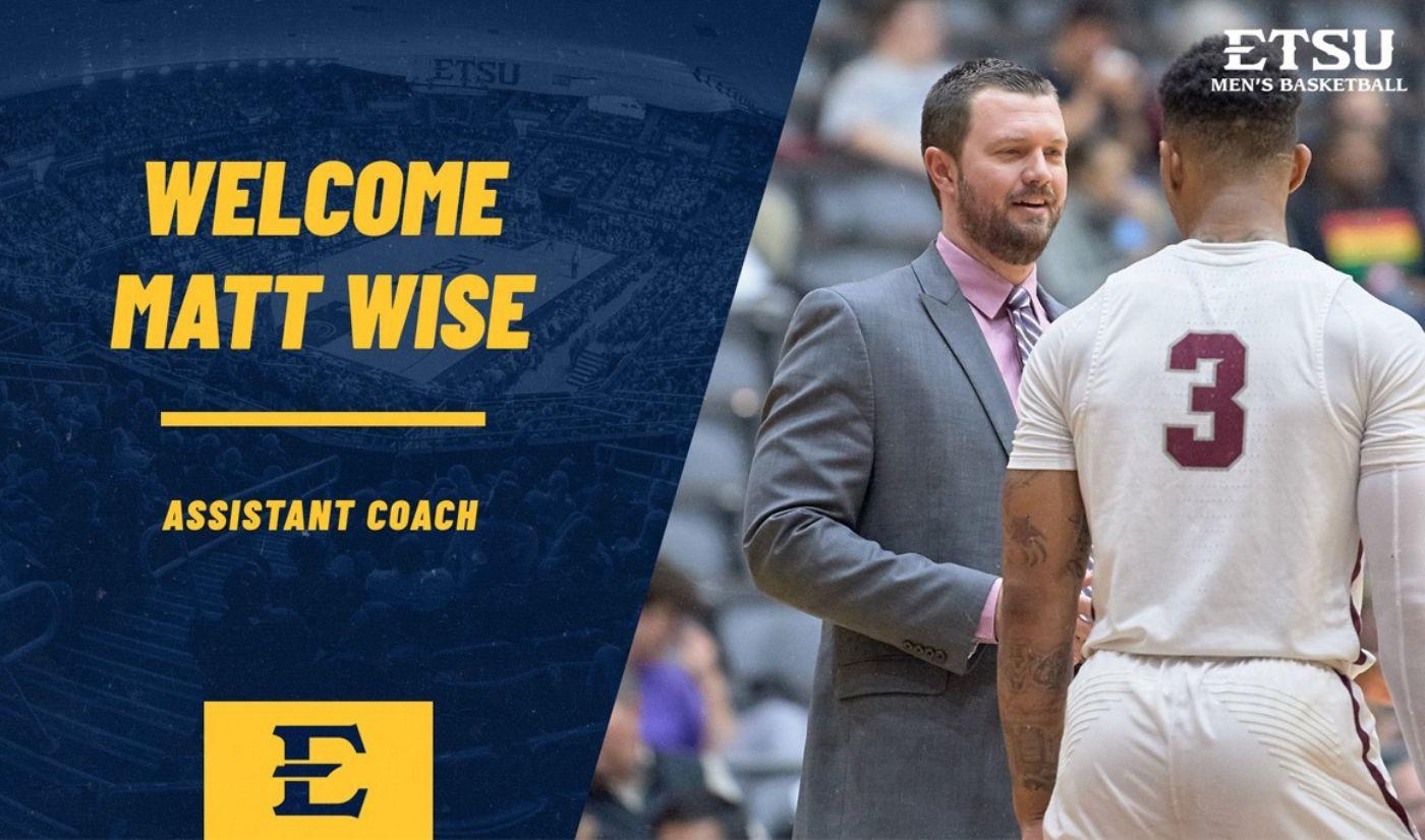 Shay adds Matt Wise to coaching staff