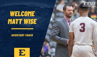 Shay adds Matt Wise to coaching staff