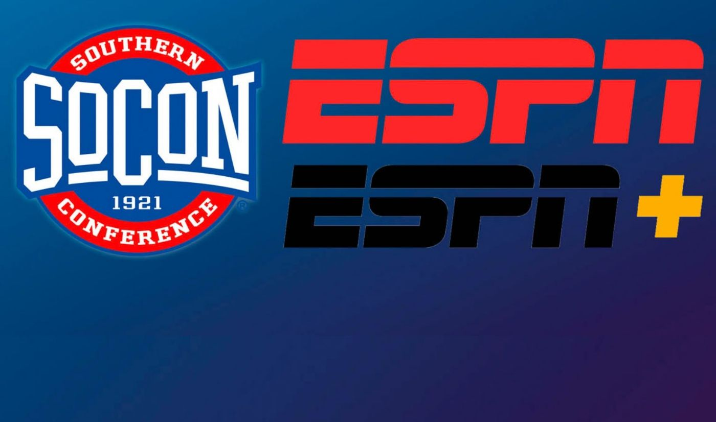 SoCon extends relationship with ESPN and ESPN+