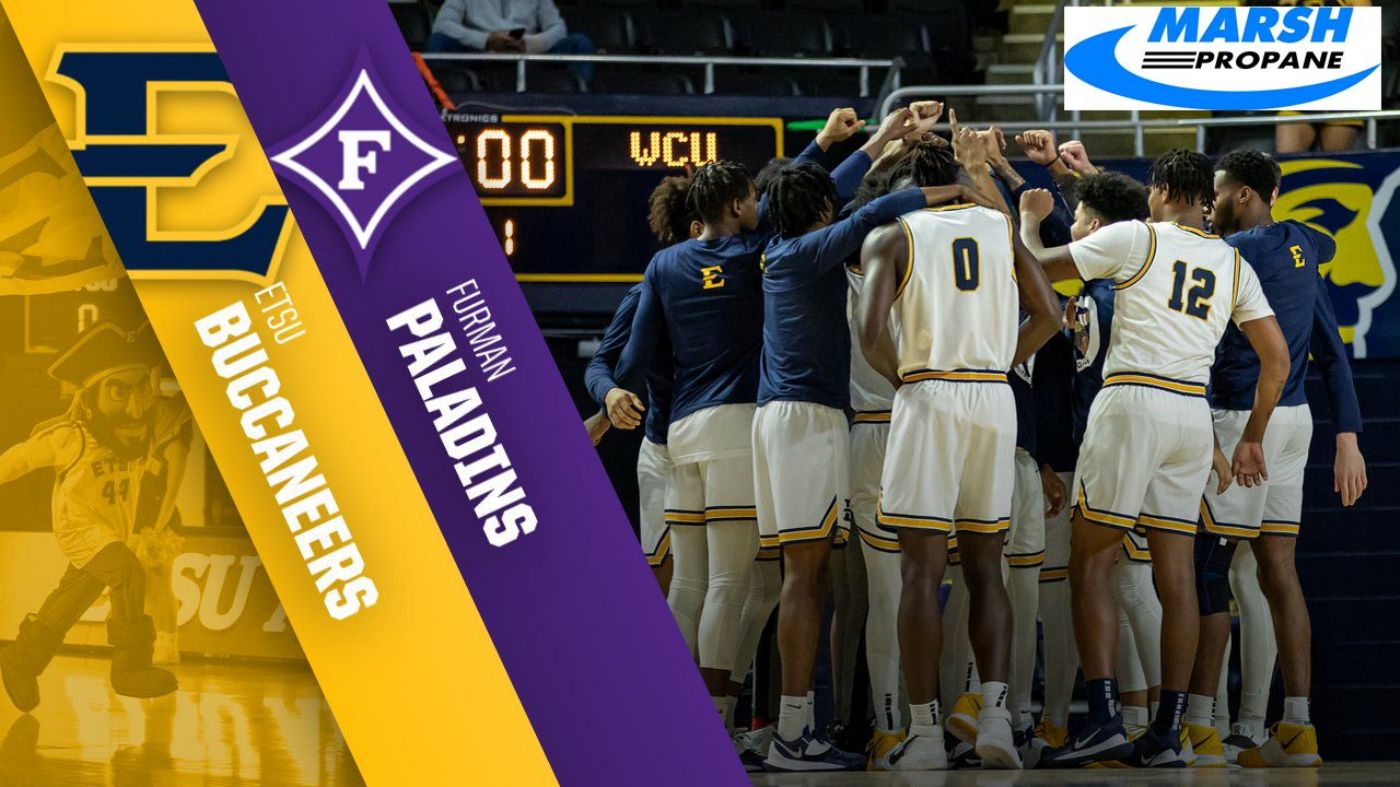 ETSU, Furman ready for first-place showdown on ESPNU