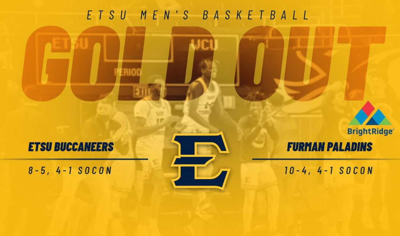 ETSU, Furman to meet in key SoCon matchup Saturday