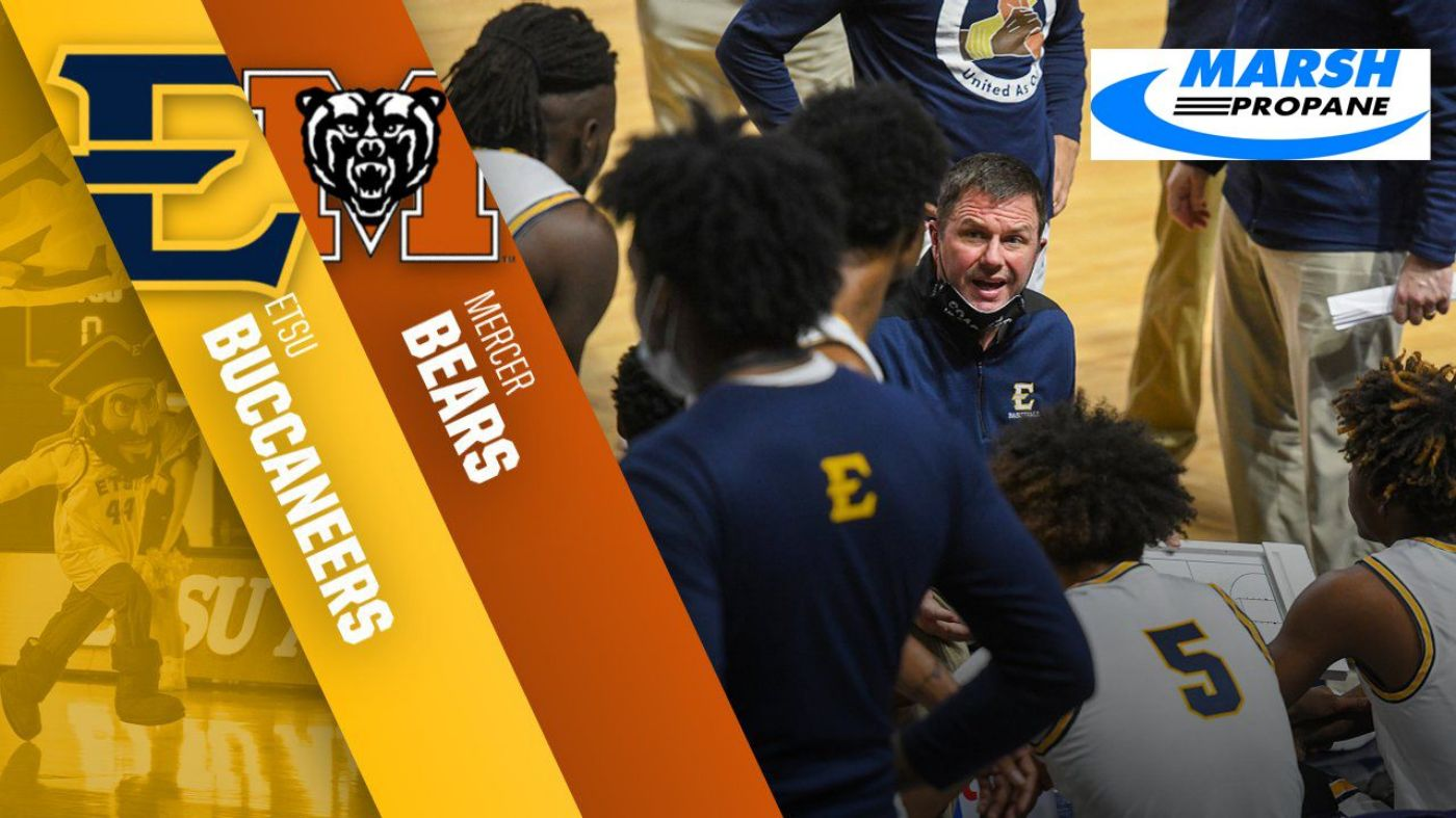 Bucs' busy week continues Wednesday night at Mercer