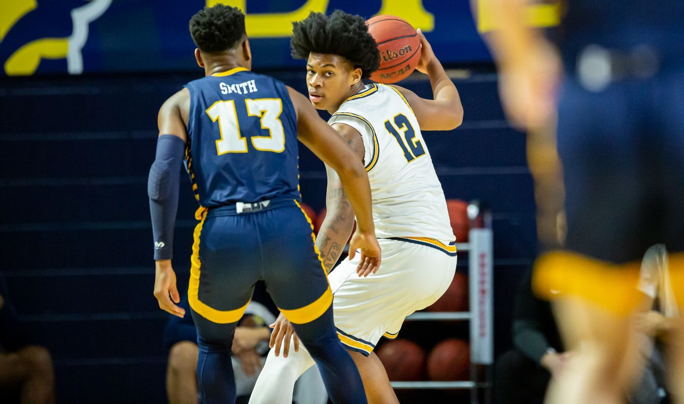 Caldwell's game-winner carries Chattanooga past ETSU, 67-65