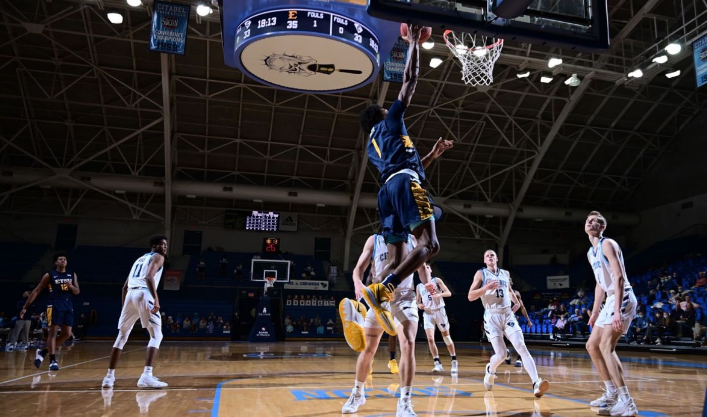 Bucs stumble on the road at The Citadel