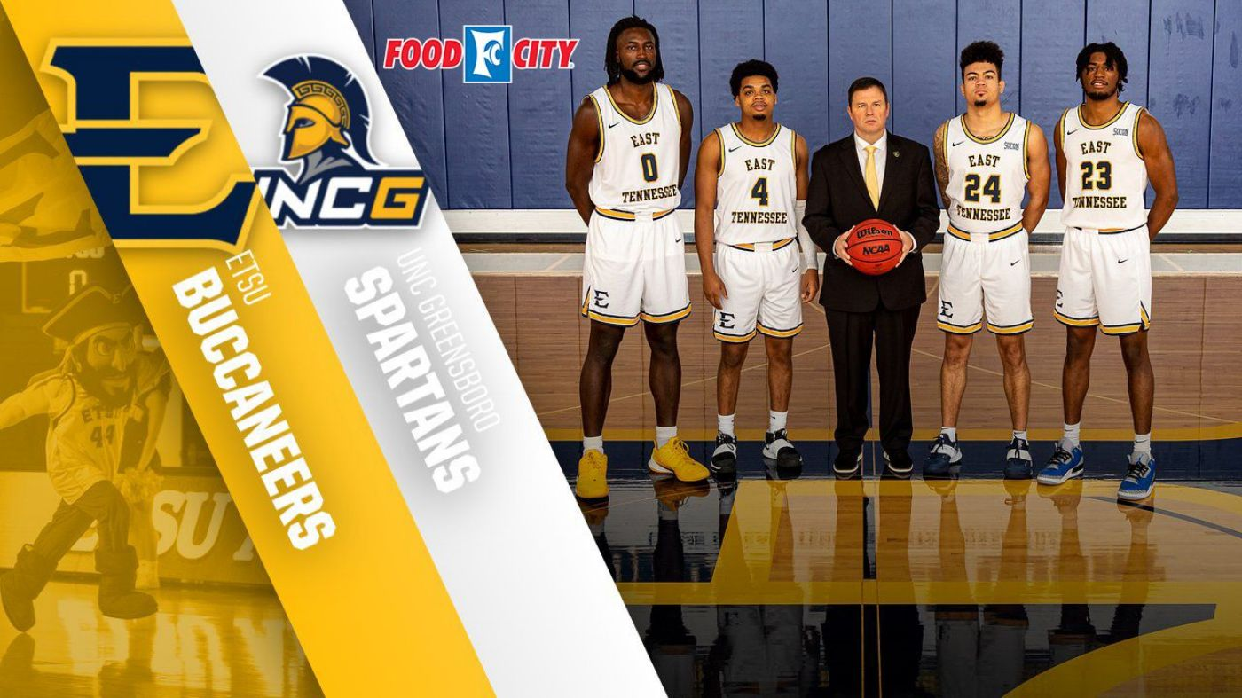 ETSU hosts UNCG in regular season finale