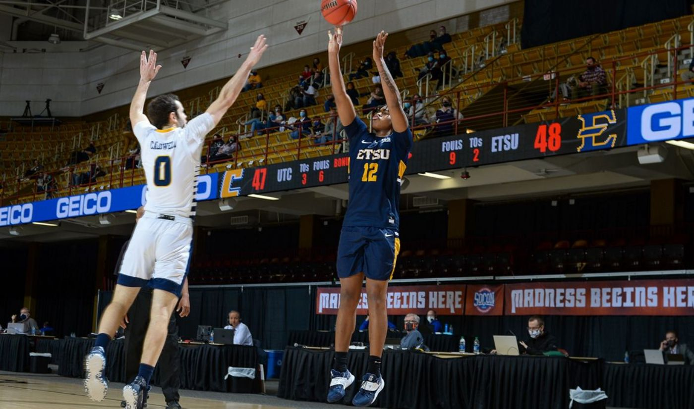 Bucs use defensive effort to advance past Chattanooga