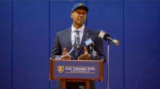 Desmond Oliver Named ETSU Men's Basketball Head Coach