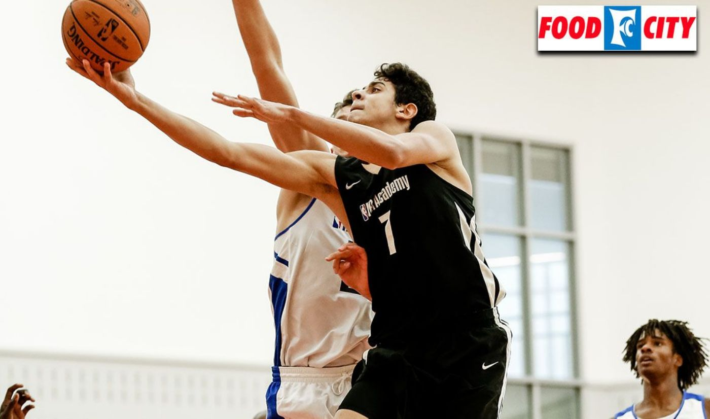 Men's Basketball announces the signing of Mohab Yasser