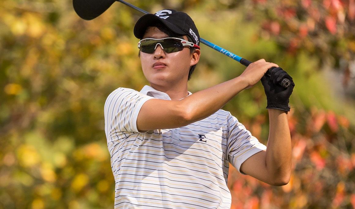 Kim named Srixon/Cleveland Golf All-American Scholar