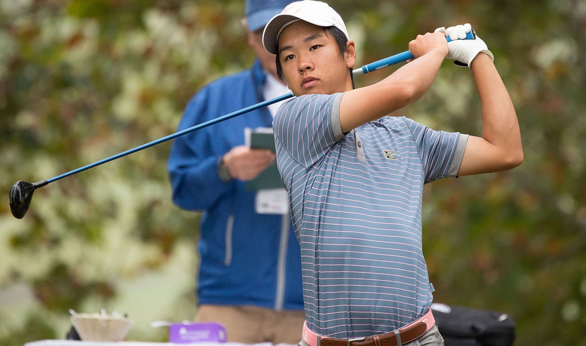 Go concludes play at Asia-Pacific Amateur Championship
