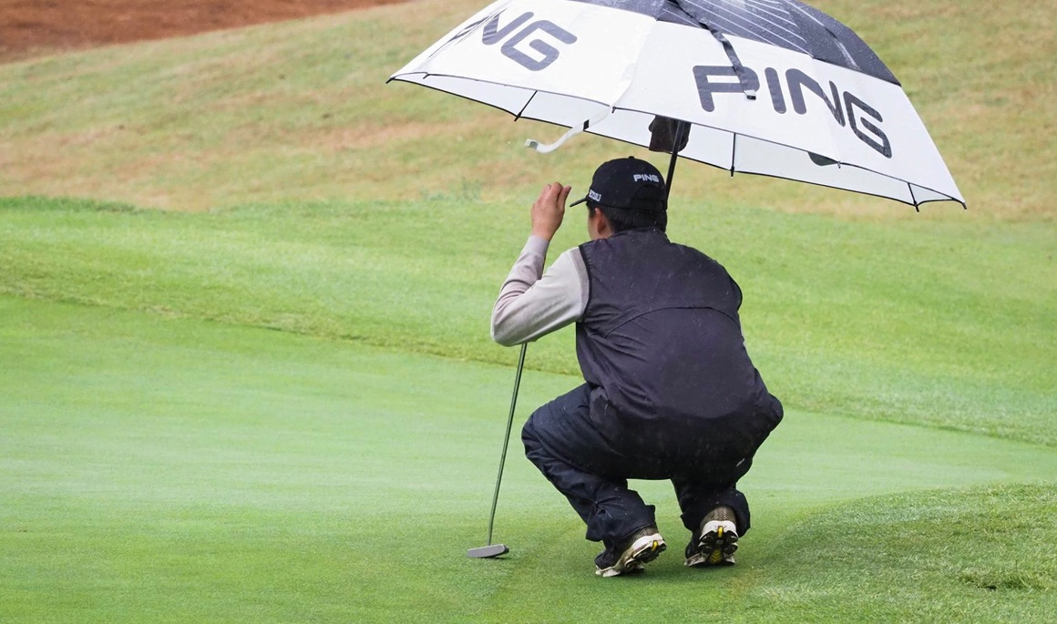 Etsubucs Com Inclement Weather Moves Final Round Of Mason Rudolph Championship To Sunday