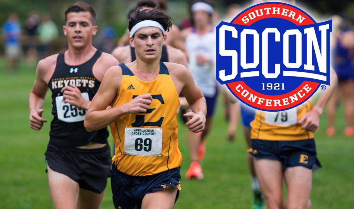 Bradtmueller named SoCon Cross Country Runner of the Week