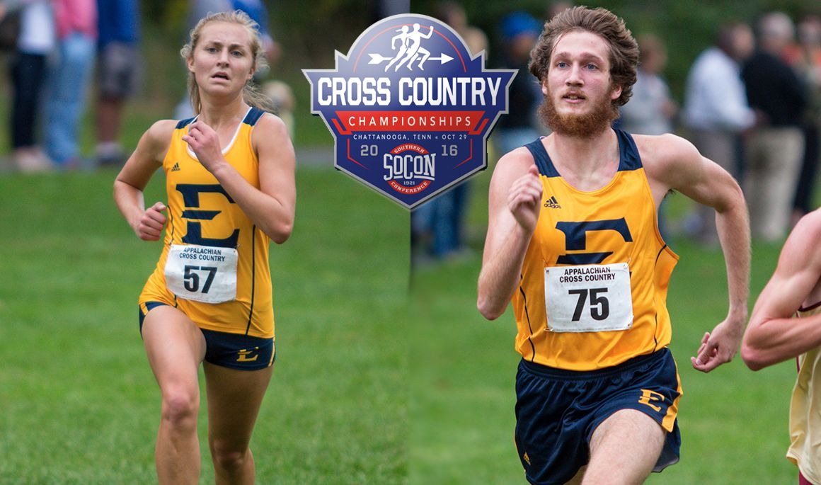 ETSU records a pair of third place finishes at SoCon XC Championships