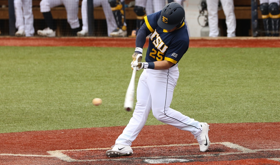 Rowlett's walk-off homer leads ETSU to two-game sweep of Oakland