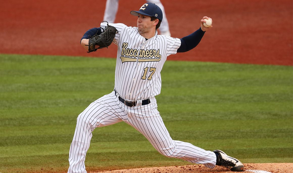 ETSU baseball hosts Western Michigan for a weekend series
